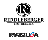 Riddleberger Brothers, Inc.